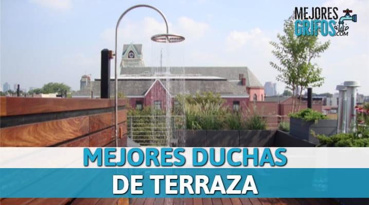 Ducha Terraza