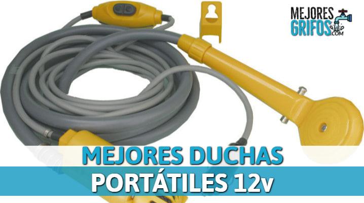 Ducha Portátil 12v