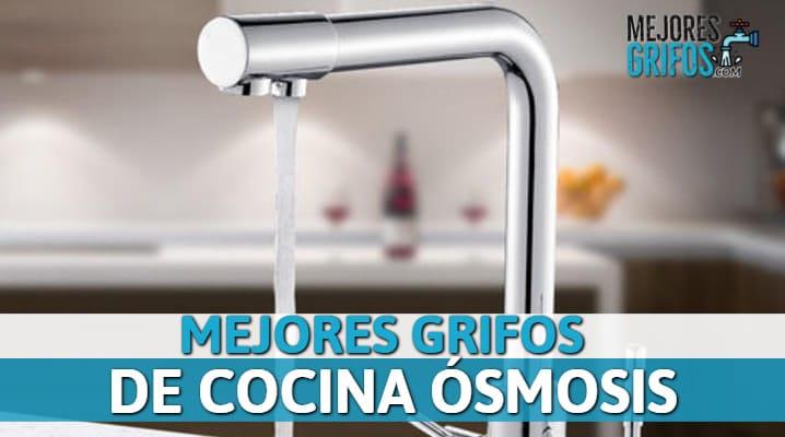 Grifos de Cocina Con Osmosis