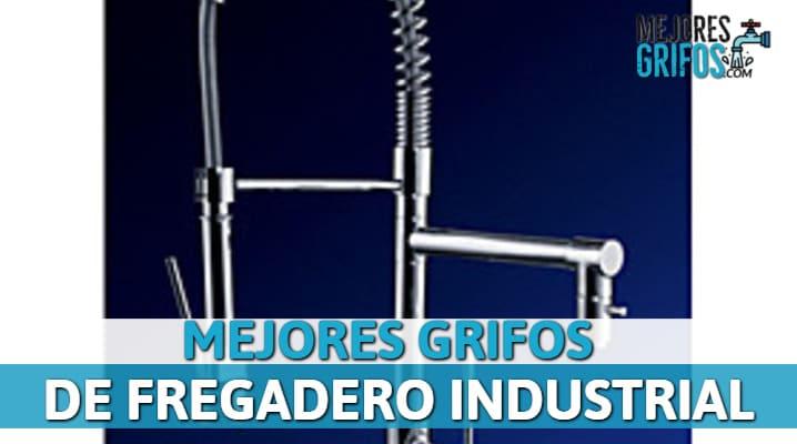Grifos Industriales Fregadero