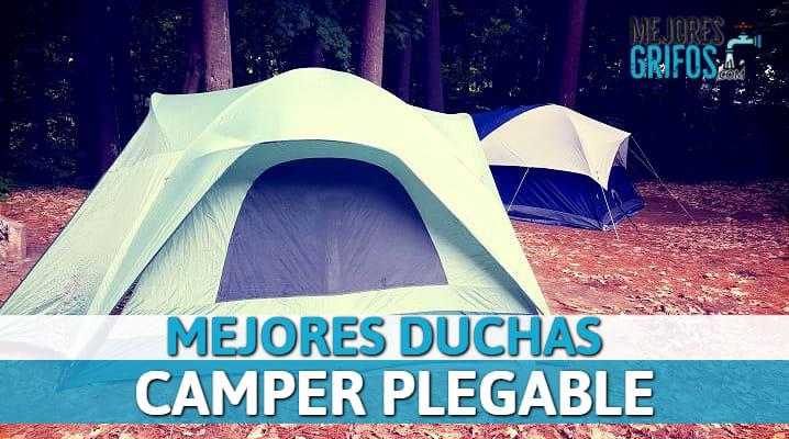 Ducha Camper Plegable