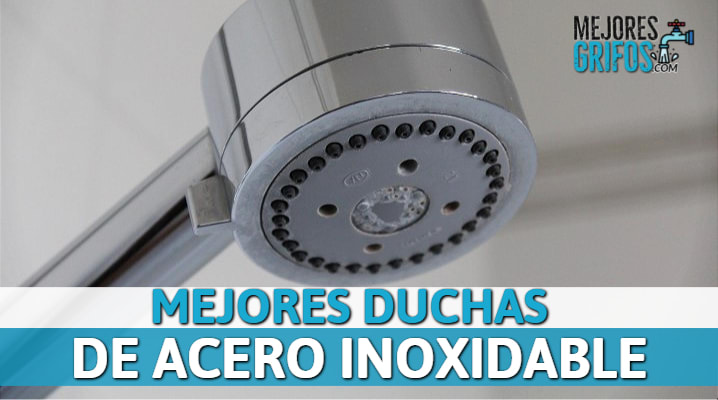 Ducha Acero Inoxidable